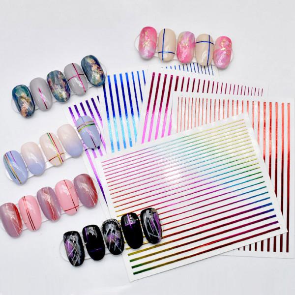Flexible Stripes Metallic