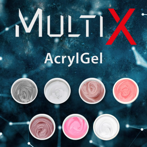 Multi-X AcrylGel Set 7x 5ml