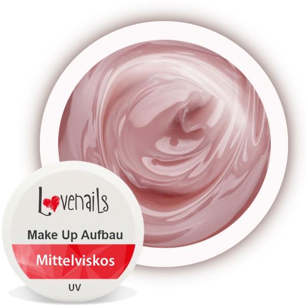 Make-Up-Aufbau-Gel-Mittelviskos