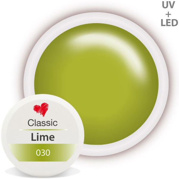 Classic Farbgel 030 Lime 5ml