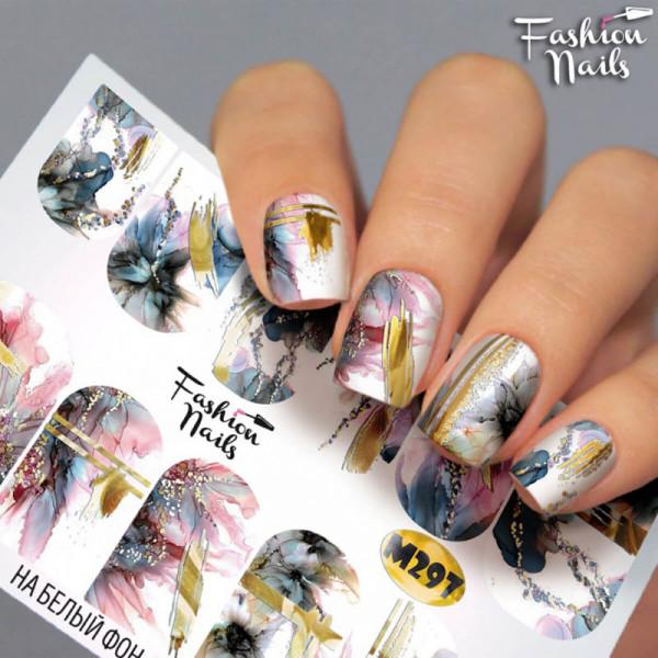 Metallic Slider von FashionNails