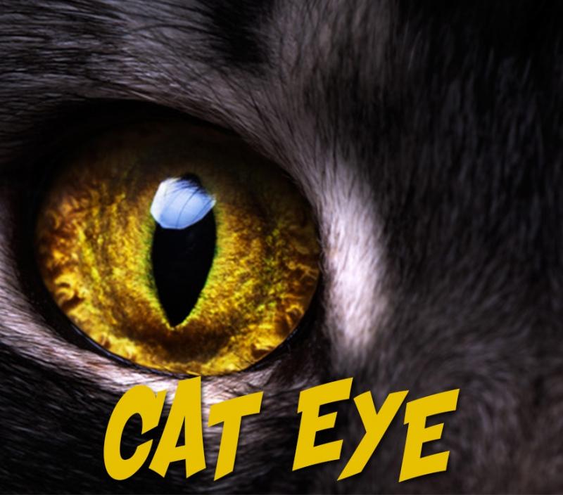 cat eye gele