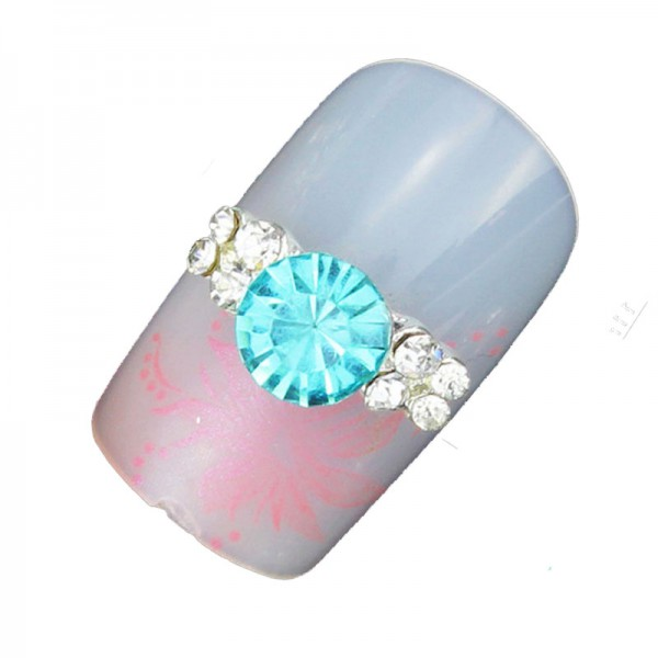 Overlay 49 Diamant Blau