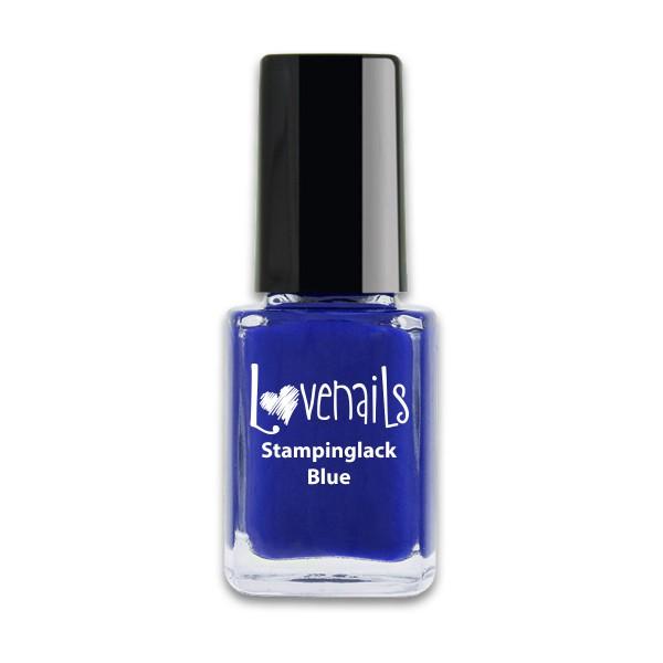 Lovenails Stamping Lack Blue 12ml
