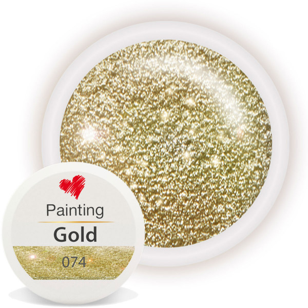 Painting Gel 074 Gold 5ml