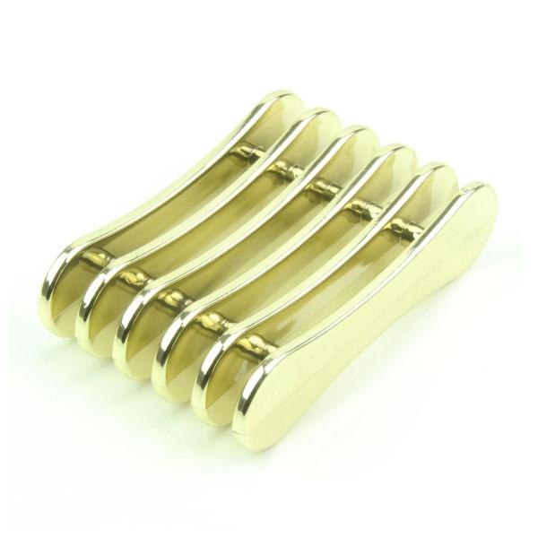 Pinselhalter Gold